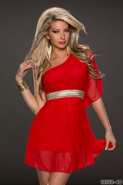 rochie de seara ieftina rosie