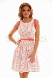 rochie cu buline mici