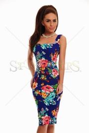 rochie cu imprimeu floral de vara