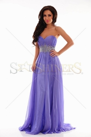 rochie cu voal de seara