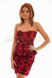 rochie visinie ieftina