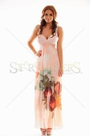rochie lunga de vara de plaja