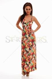 rochie lunga de vara ieftina