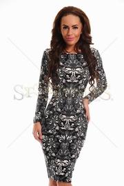 rochie de toamna eleganta