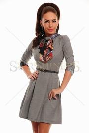 rochie de toamna office