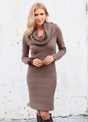 rochie tricotata groasa