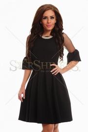 rochii de iarna negre