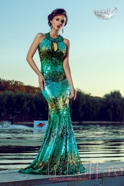 rochii de seara sirena din paiete