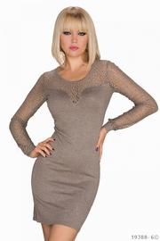 rochii tricotate lungi ieftine