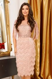 rochie de seara scurta in fata lunga in spate online