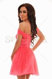rochii mexton roz
