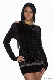 rochii tricotate pt iarna