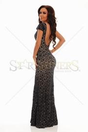 rochii cu spatele decupat lungi