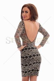 rochii cu spatele decupat pret