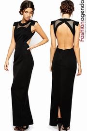 rochii elegante cu spatele gol