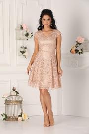 rochii de domnisoara de onoare roz