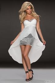 rochii de nunta vaporoase