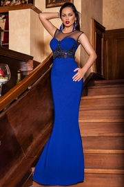 rochii de gala albastre
