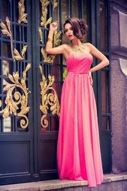 rochii de gala roz
