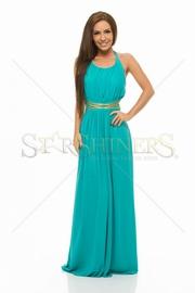 rochii de seara elegante turcoaz