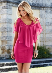 rochii elegante de seara rosii