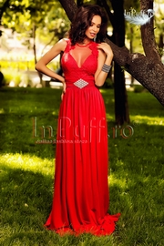 rochii rosii de gala
