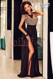rochii elegante din dantela lungi