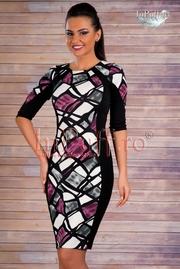 rochii imprimate de primavara