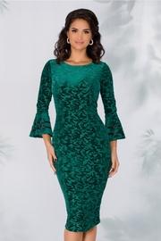 rochii cu maneca lunga elegante