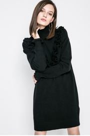 rochii tricotate de iarna elegante