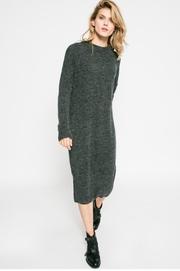 rochii tricotate de iarna groase