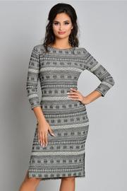 rochii tricotate iarna