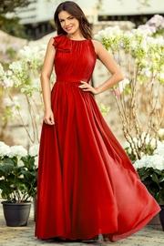 rochii de seara lungi cu trena rosii