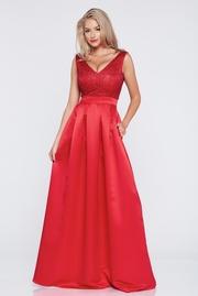 rochii de seara lungi pentru nase rosii