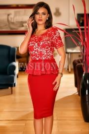 rochii de seara pentru nase rosii