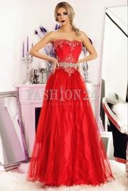rochii de seara rosii lungi pentru nase