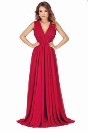 rochii de seara rosii lungi preturi