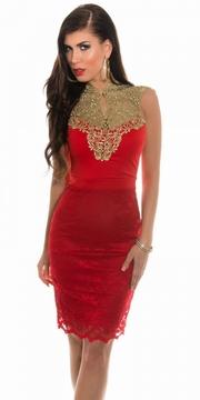 rochii de seara scurte rosii de nunta