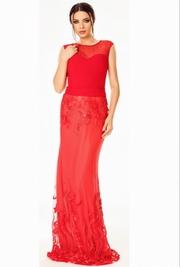 rochii lungi de seara rosii