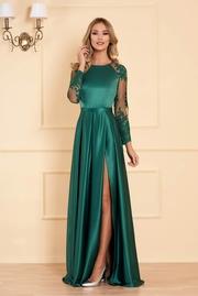 rochii de seara lungi turcoaz