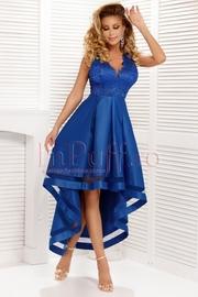 rochii de vara elegante asimetrice