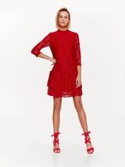 rochii de vara elegante din dantela rosie