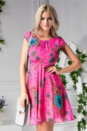 rochii de vara elegante roz