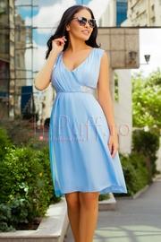 rochii elegante de vara albastre