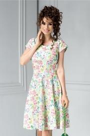 rochii elegante de vara cu floricele