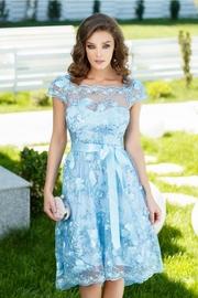 rochii albastre lungi de vara