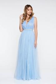 rochii albastre lungi sirena ieftine