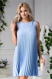 rochii albastre scurte pentru banchet