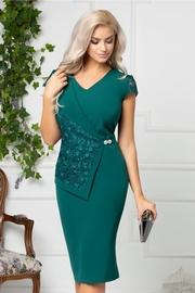 rochii de ocazie lungi verzi