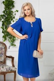 rochii de seara albastre scurte
